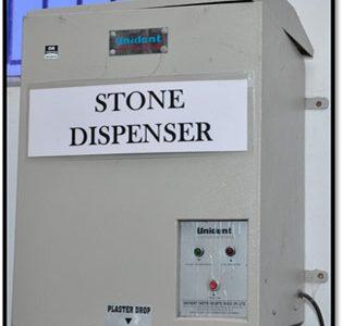 Stone Dispenser