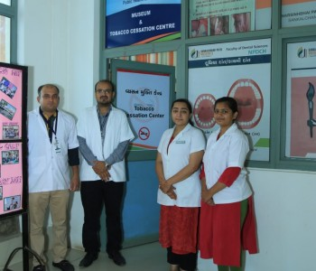 Tobacco Cessation Center
