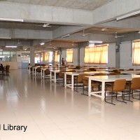 Library Reading hall